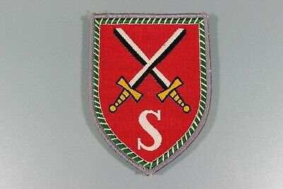 Post-WW2-West-German-Bundeswehr-Schulen-