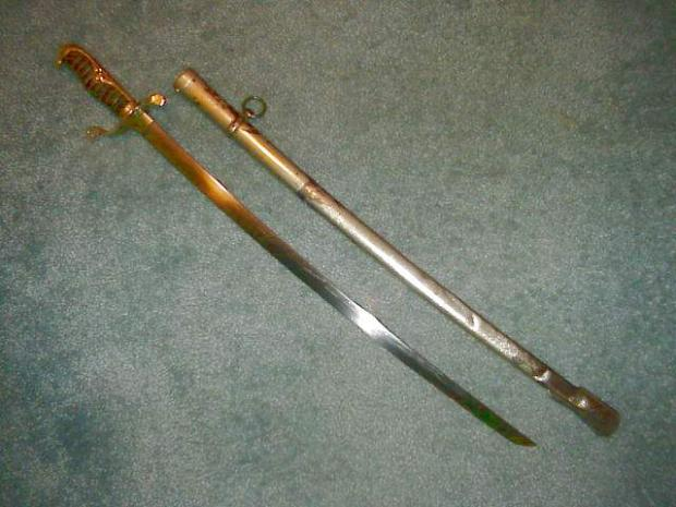 Japanese Police early sword.JPG