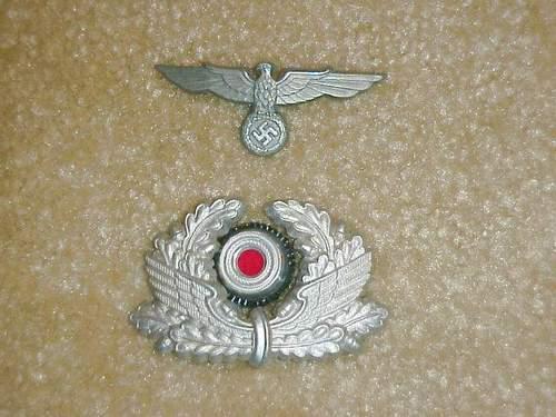 Bahnschutz cap eagle.JPG